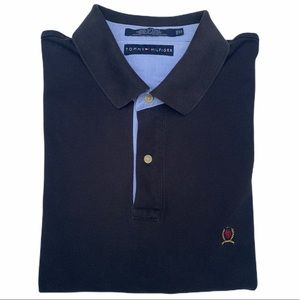 Tommy Hilfiger 100% Cotton Embroidered Logo Polo.